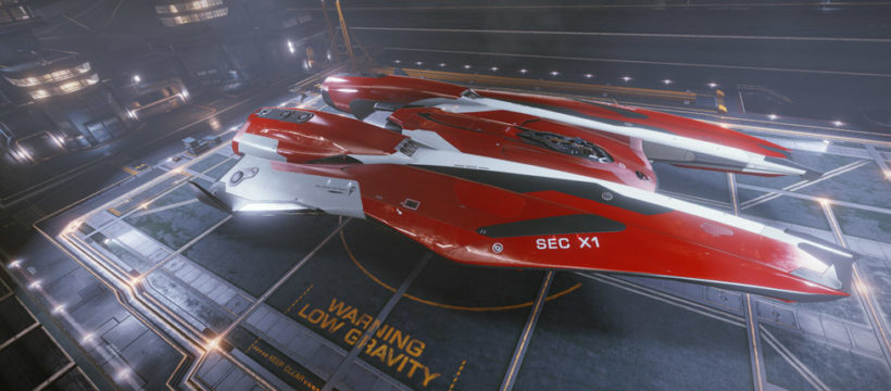 Review Elite Dangerous Beyond chapter 4 / release 3 3